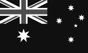 australia-flag-bw