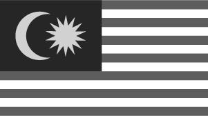 malaysia-flag-bw