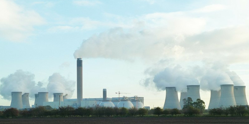 Drax power station-biomass storage domes-ccc286 SUPPLY CHAIN COSTS OF BIOMASS COFIRING