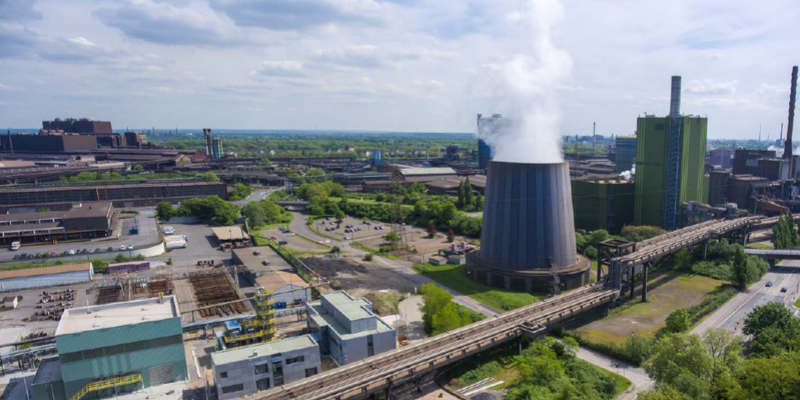 The Carbon2Chem® project Thyssenkrupp